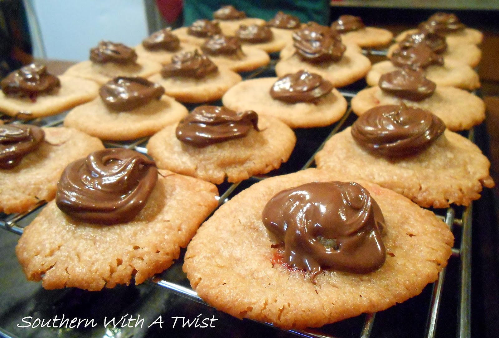 Chocolate Cover Cherry Cookies  Southern With A Twist Chocolate Covered Cherry Cookies