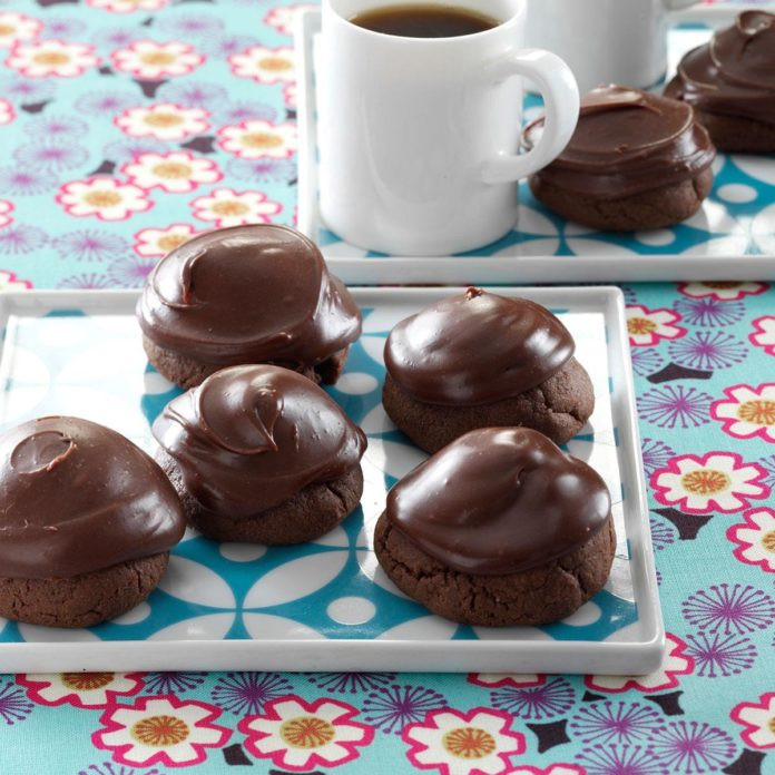 Chocolate Cover Cherry Cookies  Top 10 Totally Cherry Desserts
