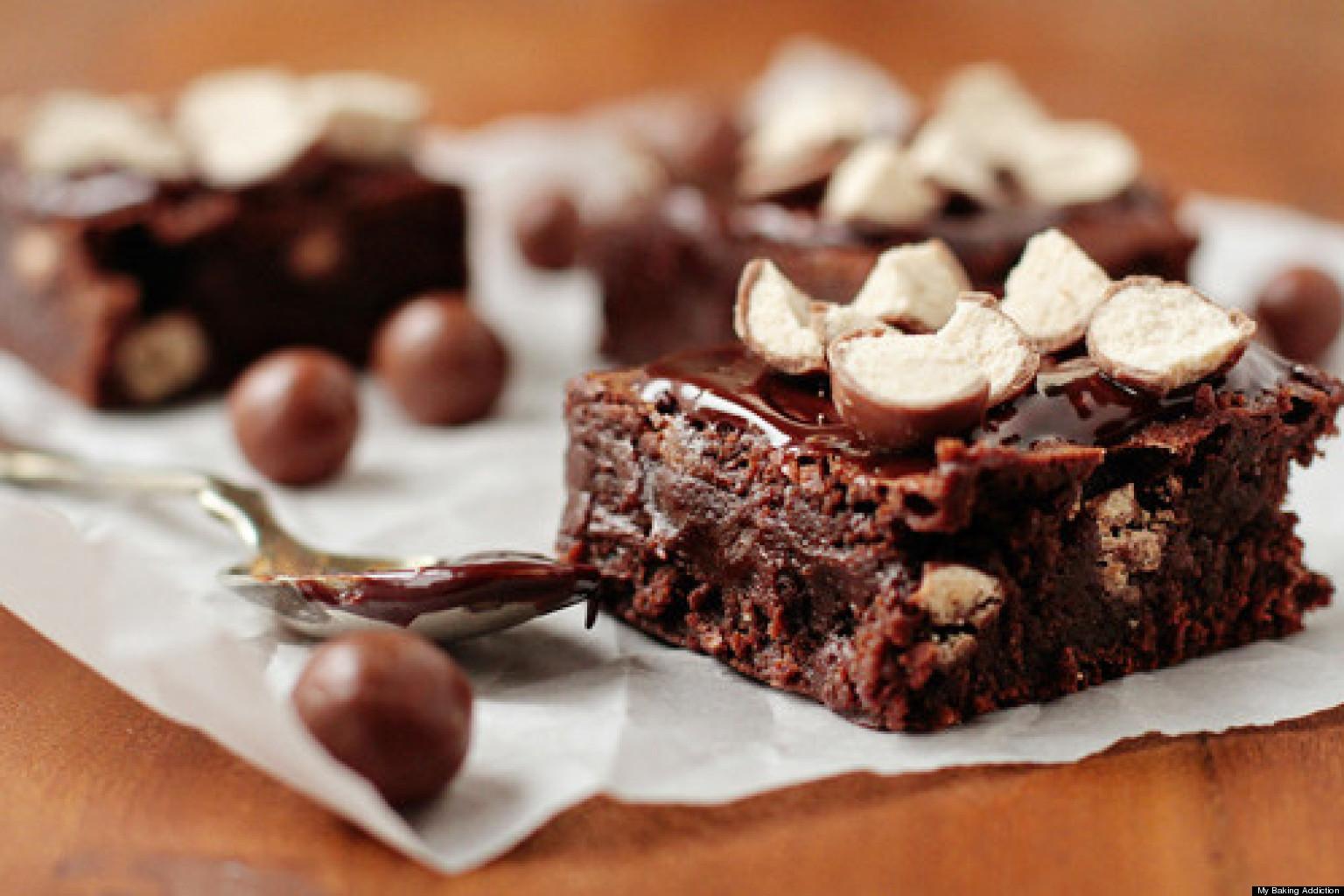 Chocolate Dessert Ideas  Chocolate Malt Ball Dessert Recipes PHOTOS