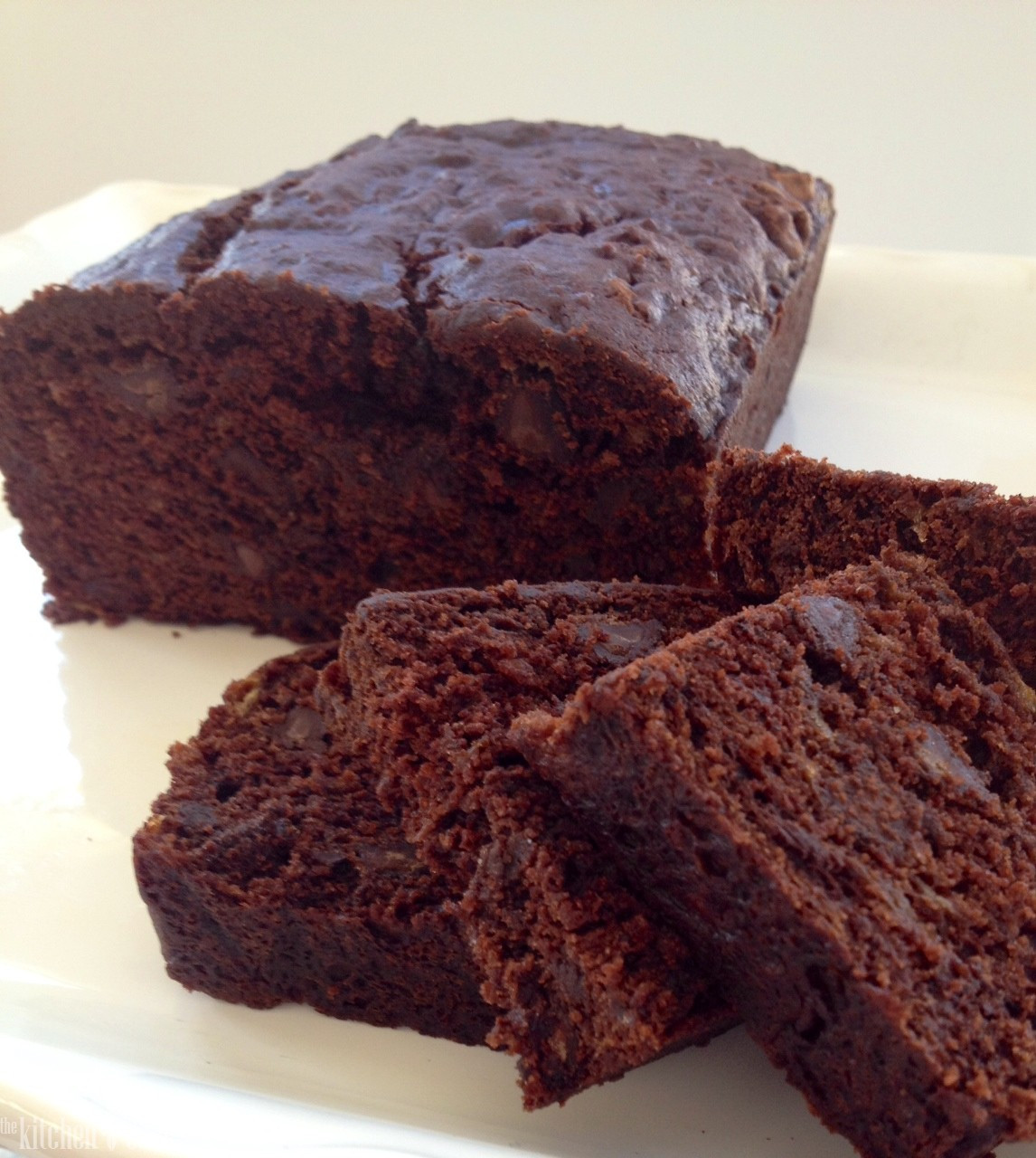 Chocolate Loaf Cake  Double Chocolate Loaf Cake