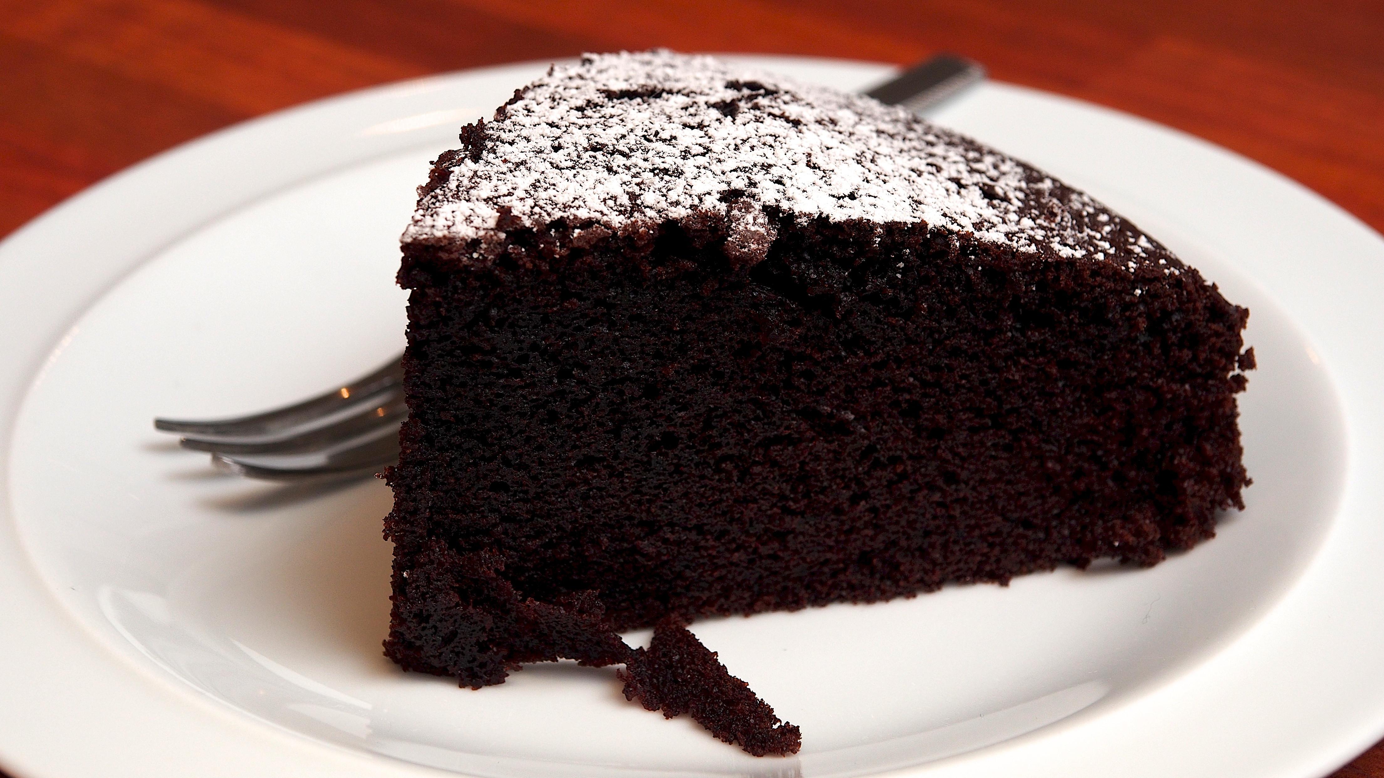 Chocolate Olive Oil Cake  Cake