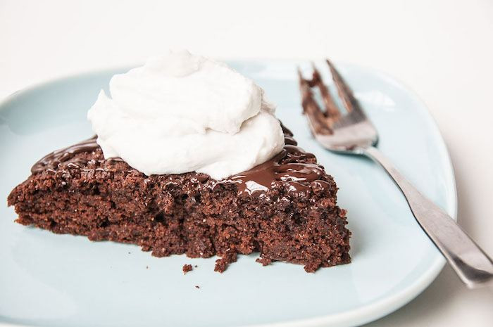 Chocolate Olive Oil Cake  The best healthy chocolate recipes