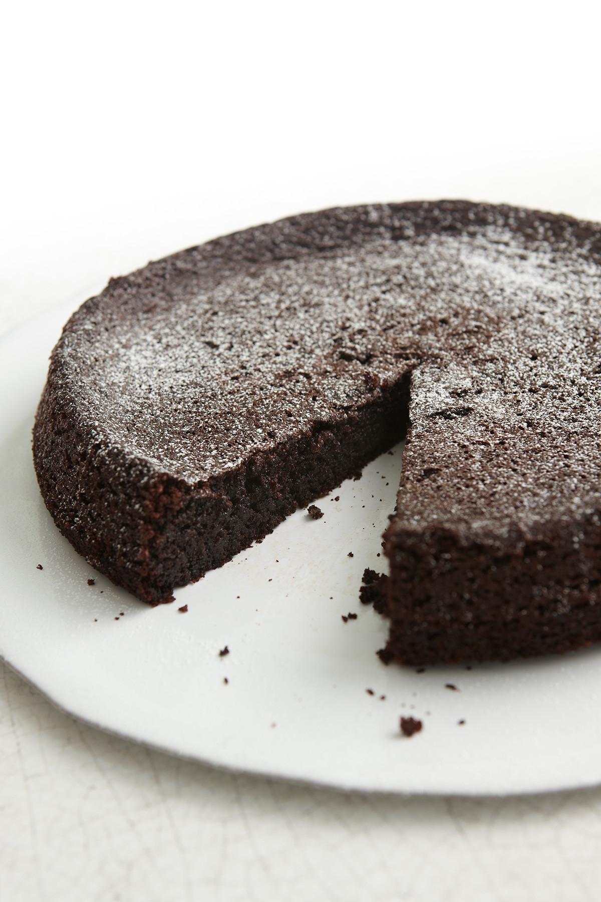 Chocolate Olive Oil Cake  Chocolate Olive Oil Cake Nigella s Recipes