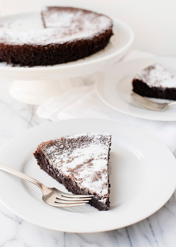 Chocolate Olive Oil Cake  Chocolate Olive Oil Cake Recipe — Dishmaps