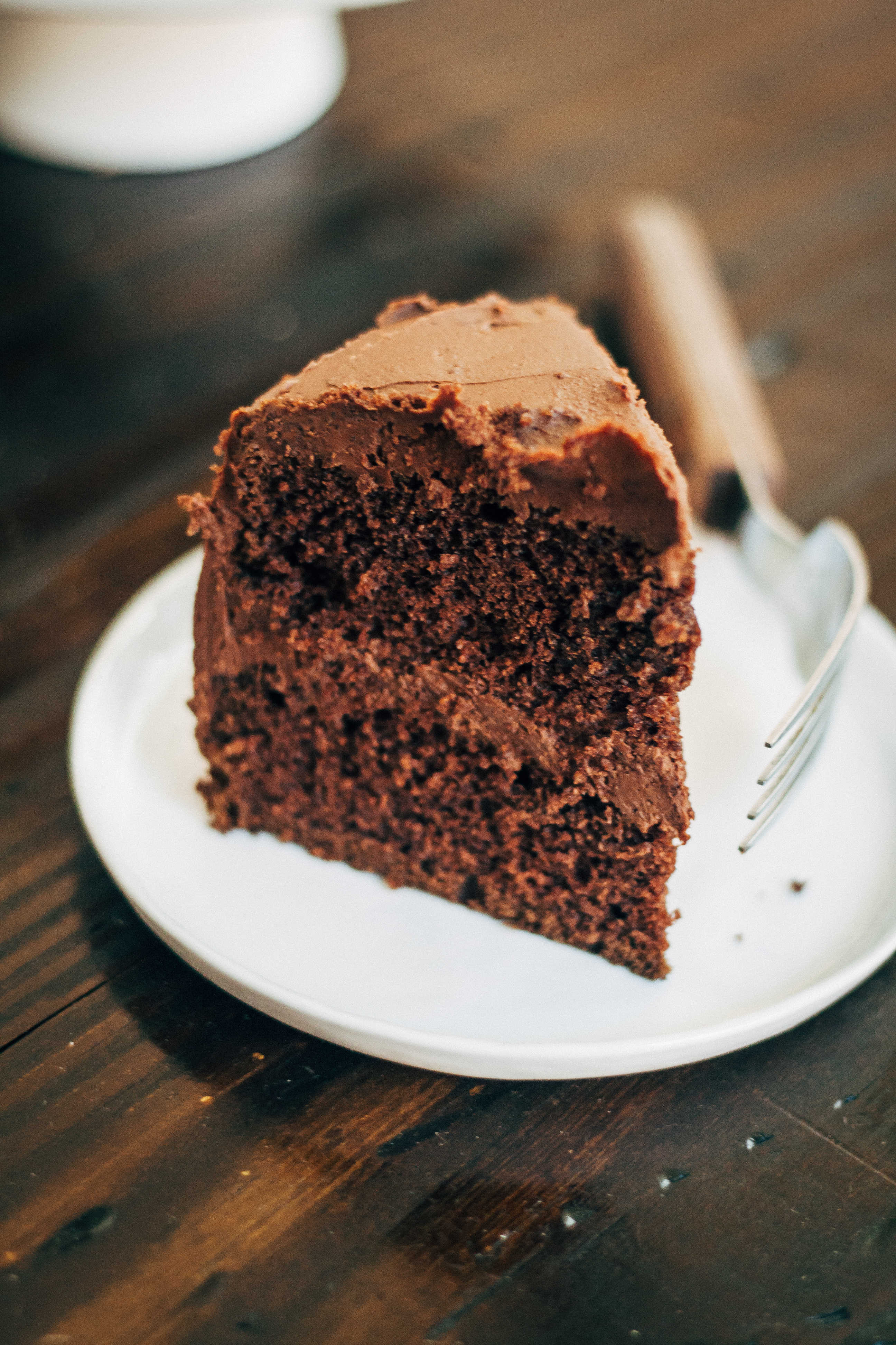 Chocolate Olive Oil Cake  Italian Chocolate Olive Oil Cake w Chocolate Hazelnut