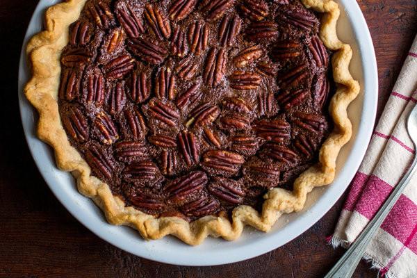 Chocolate Pecan Pie  Chocolate Pecan Pie Recipe NYT Cooking