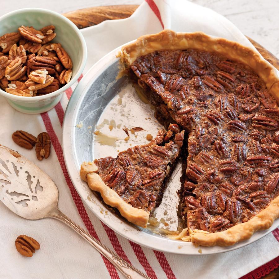 Chocolate Pecan Pie  Chocolate Pecan Pie Taste of the South