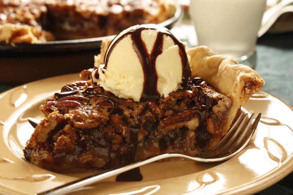 Chocolate Pecan Pie  Chocolate Pecan Pie