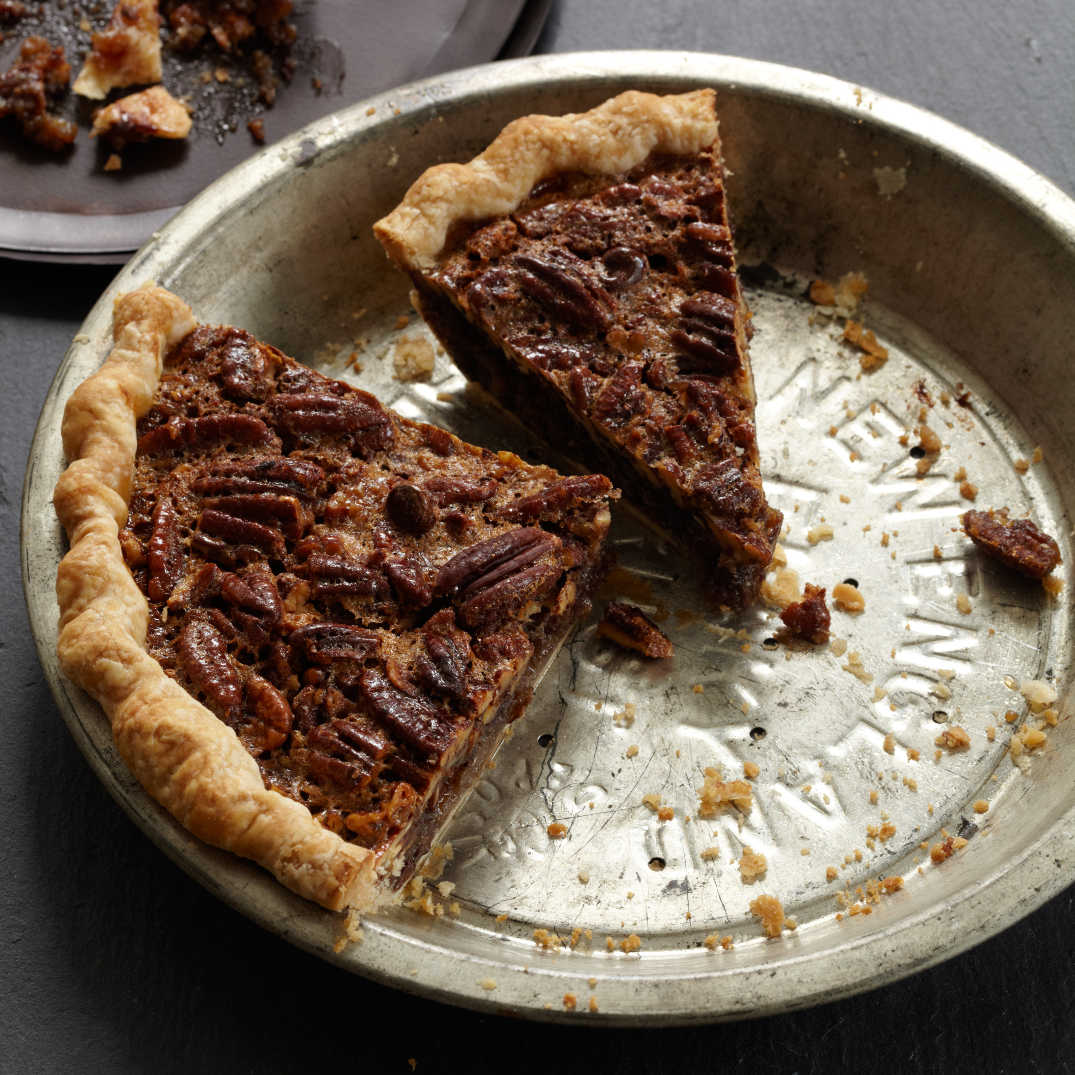 Chocolate Pecan Pie  Chocolate Pecan Pie with Bourbon Recipe David Lebovitz