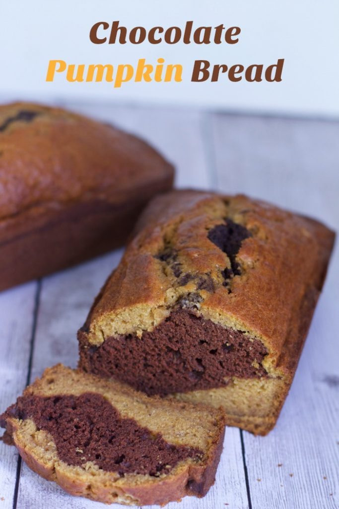Chocolate Pumpkin Bread  Fall Flavors Chocolate Pumpkin Bread Recipe Close To Home