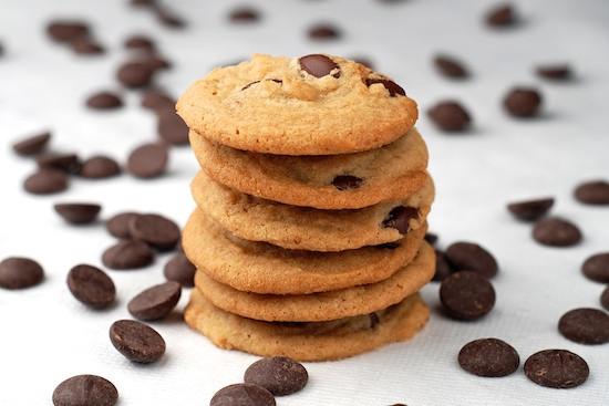 Chocolate Ship Cookies  Stylish Cuisine Chewy Chocolate Chip Cookies