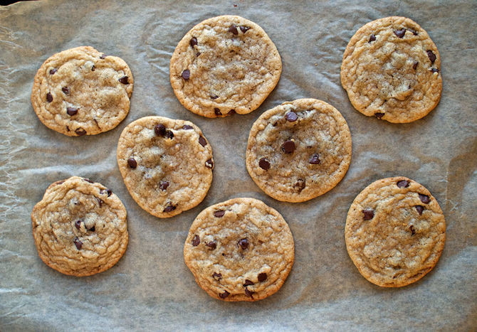 Chocolate Ship Cookies  How to Make Chewy Chocolate Chip Cookies 11 Steps with