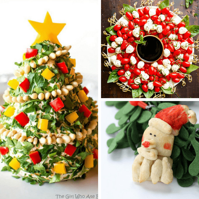 Christmas Appetizers 2017  20 creative Christmas appetizers The Decorated Cookie