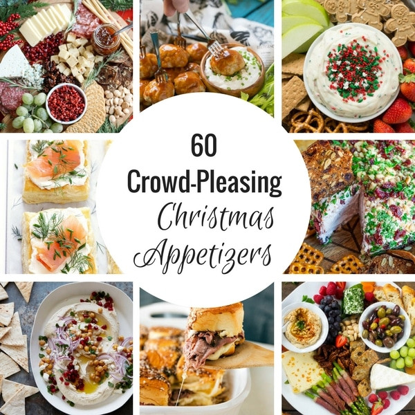 Christmas Appetizers 2017  60 Christmas Appetizer Recipes Dinner at the Zoo