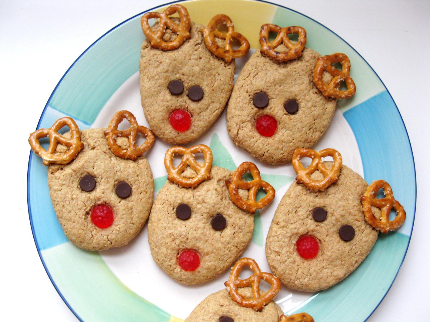 Christmas Baking Reciepes  chiristmas cookies
