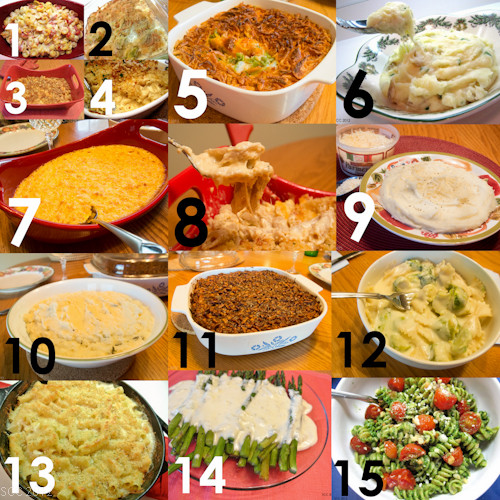 Christmas Dinner Sides  Smart Cookie's Christmas Recipe Collection 2012