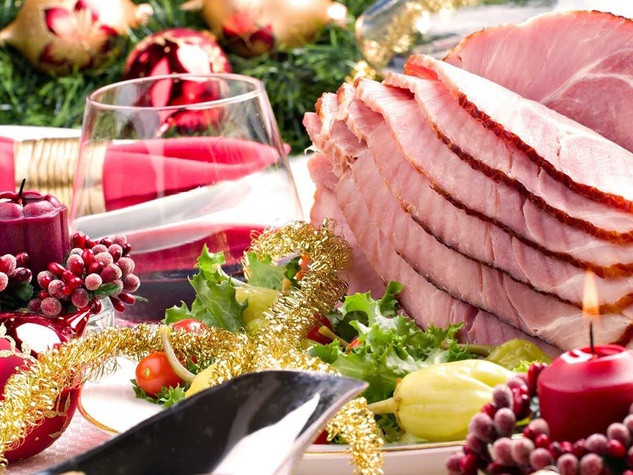 Christmas Ham Dinner Menu  Where to dine in or take out during the Christmas holidays