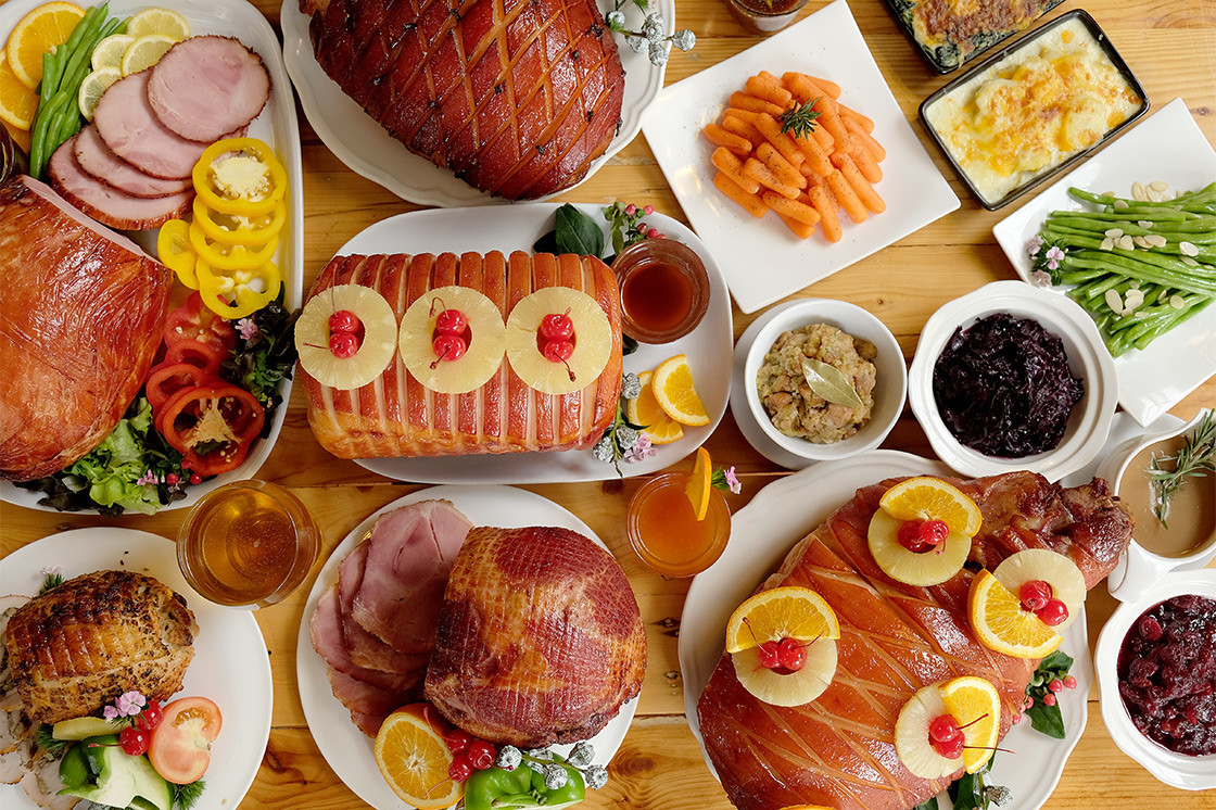 Christmas Ham Dinners  Holiday Ham Recipes from Chef Ana Quincoces • Latina Moms