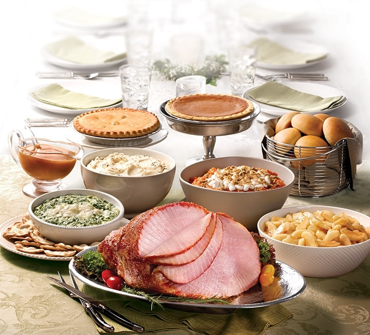 Christmas Ham Dinners  Boston Market Holiday Survey Finds Consumers Skimp on