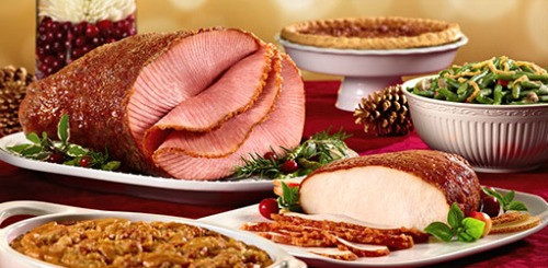 Christmas Ham Dinners  Easter Dinner is Covered with HoneyBaked Ham
