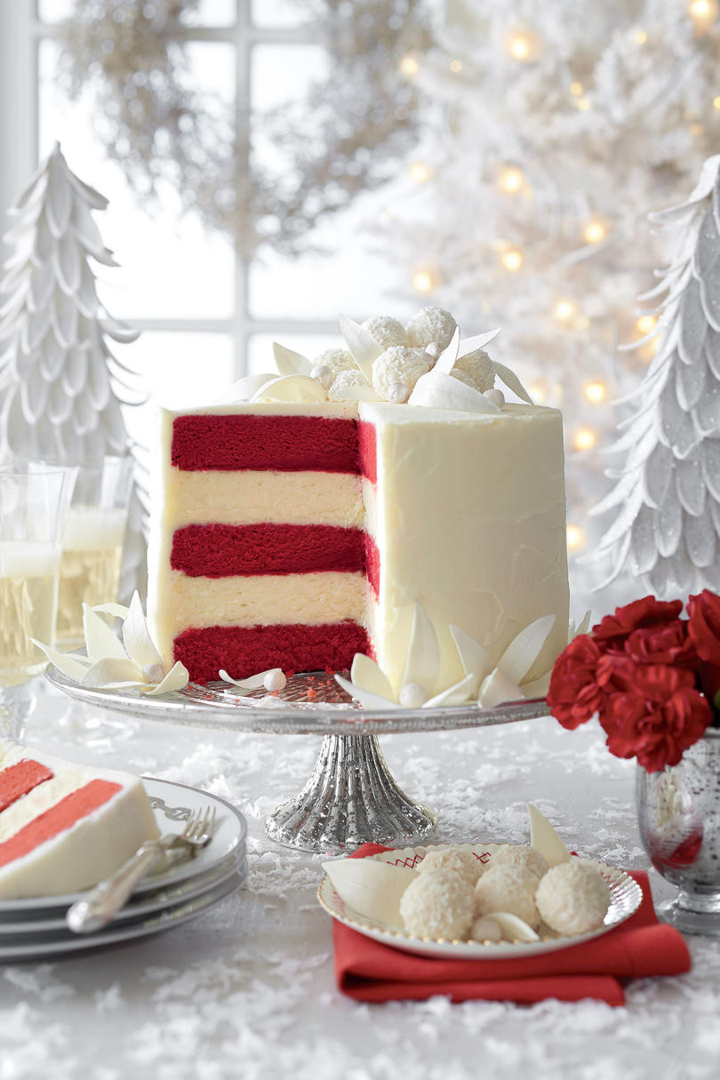 Christmas Recipes Desserts  White Christmas Desserts Southern Living
