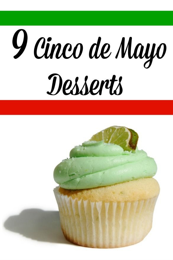 Cinco De Mayo Desserts Recipe  9 Unique Cinco de Mayo Desserts to Fiesta With