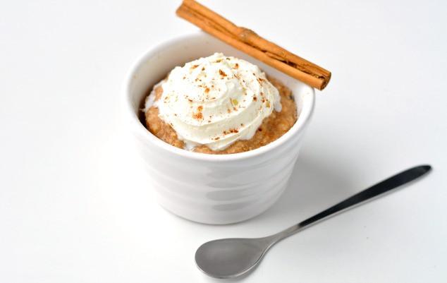 Cinnamon Mug Cake  Healthy Cinnamon Roll Mug Cake Recipe