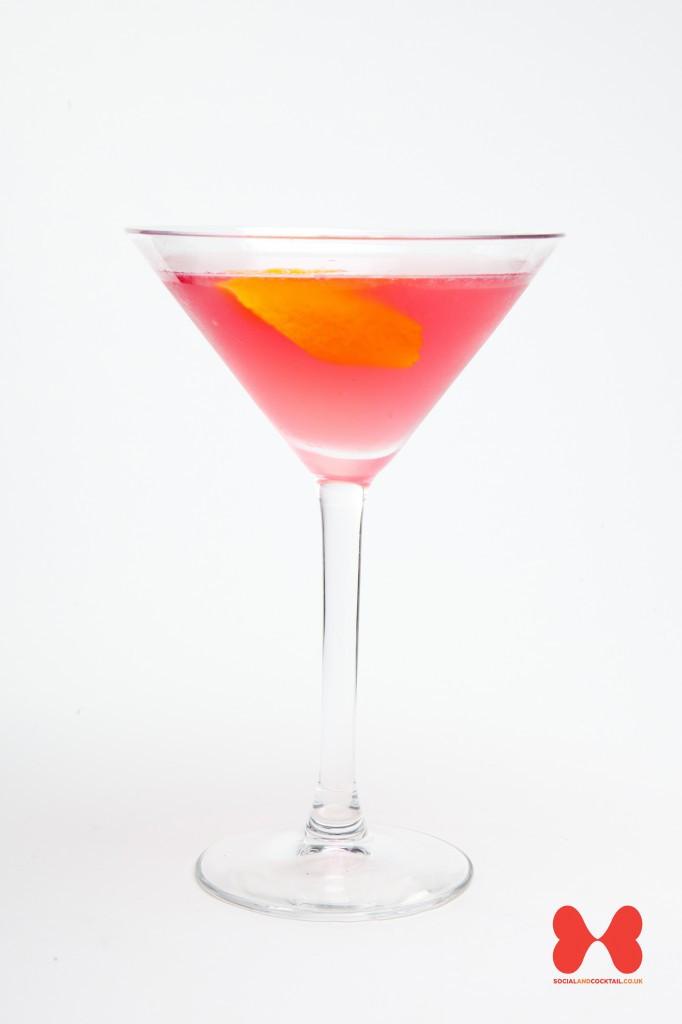 Citrus Vodka Drinks  Cosmopolitan Cocktail Recipes