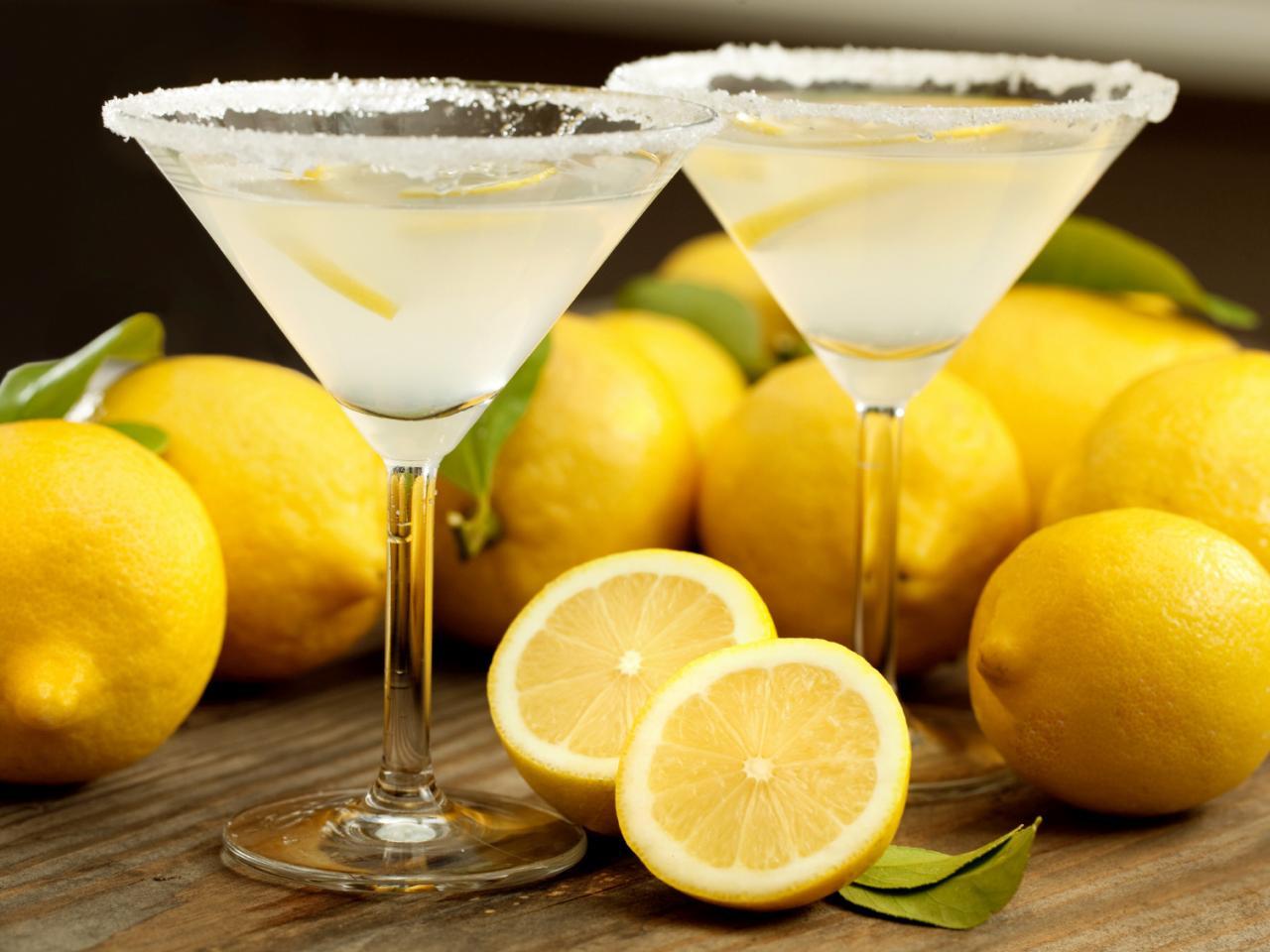 Citrus Vodka Drinks  Cocktail Spotlight The Lemon Drop