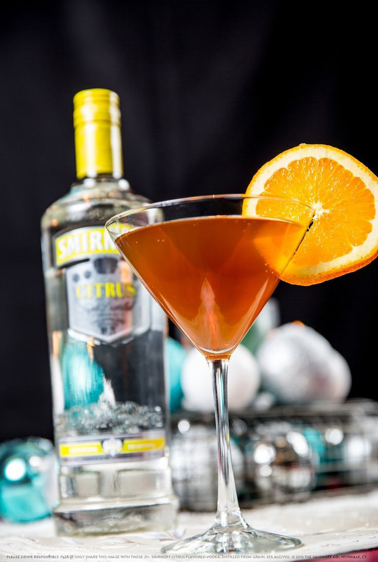 Citrus Vodka Drinks  17 Best images about Easy Holiday Drinks on Pinterest