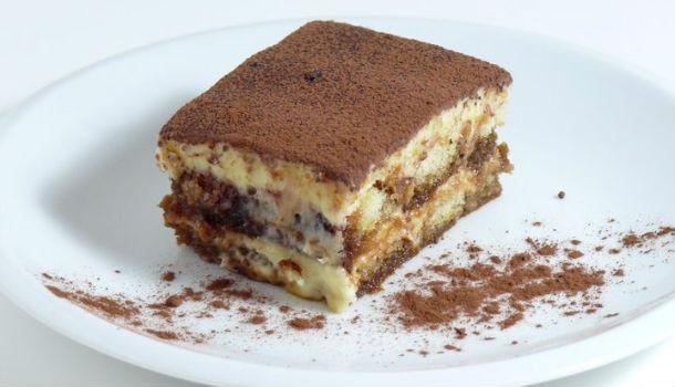Classic Italian Desserts  Tiramisu