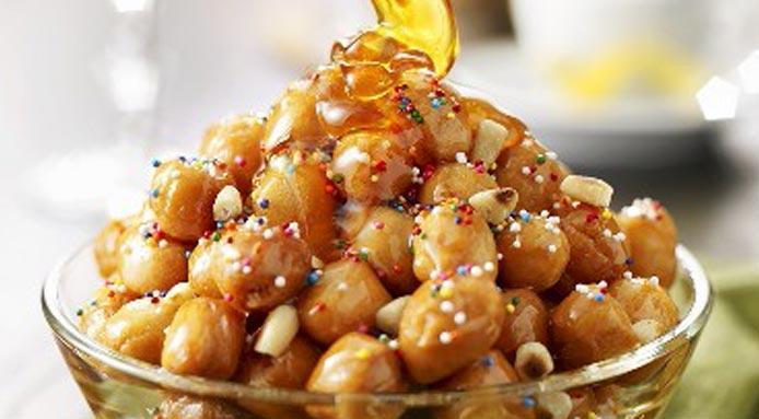 Classic Italian Desserts  Italian Desserts Classic Italian Desserts for Christmas