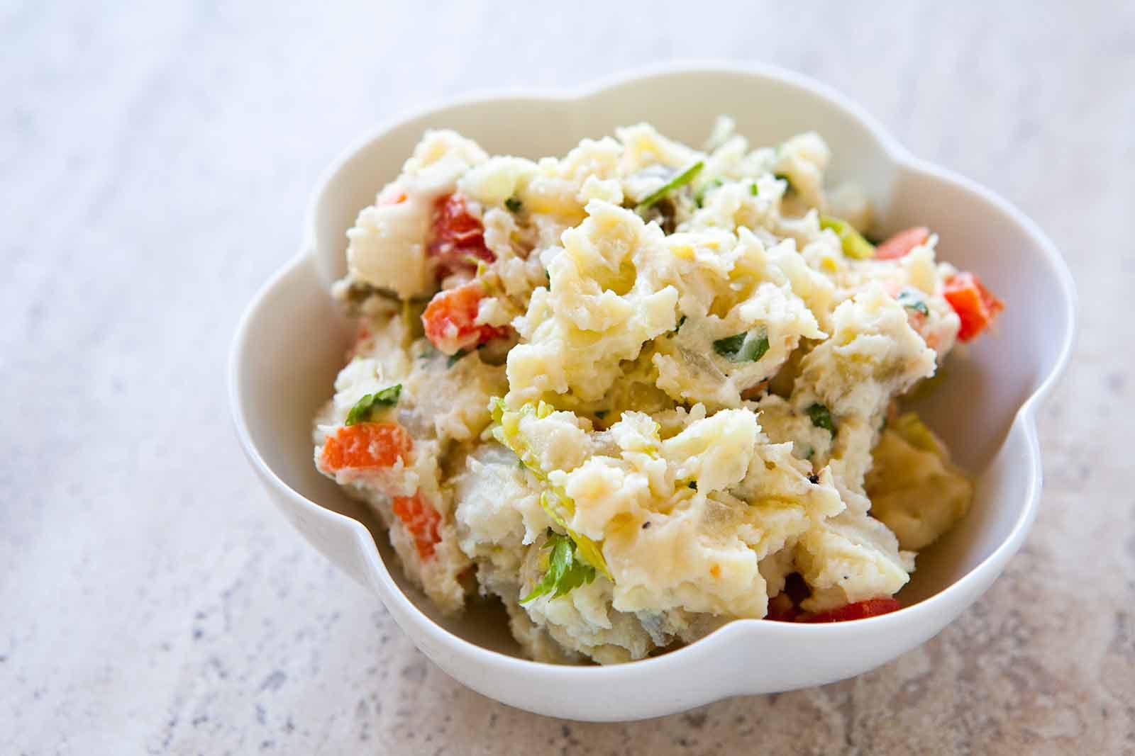 Classic Potato Salad  Dad's Potato Salad Recipe