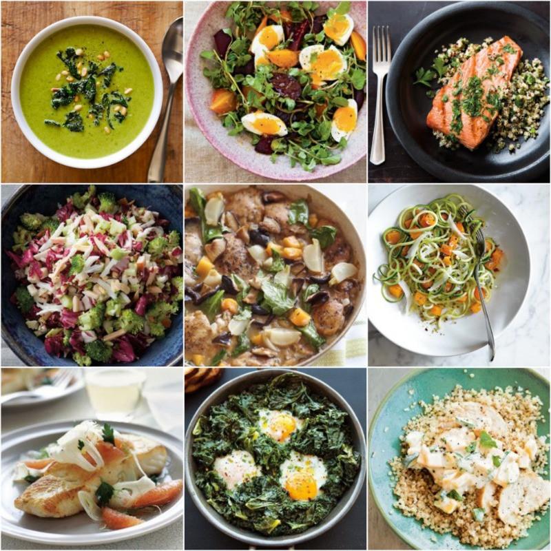 Clean Dinner Recipes  Clone Recipe Roundup Clean Eating Recipes
