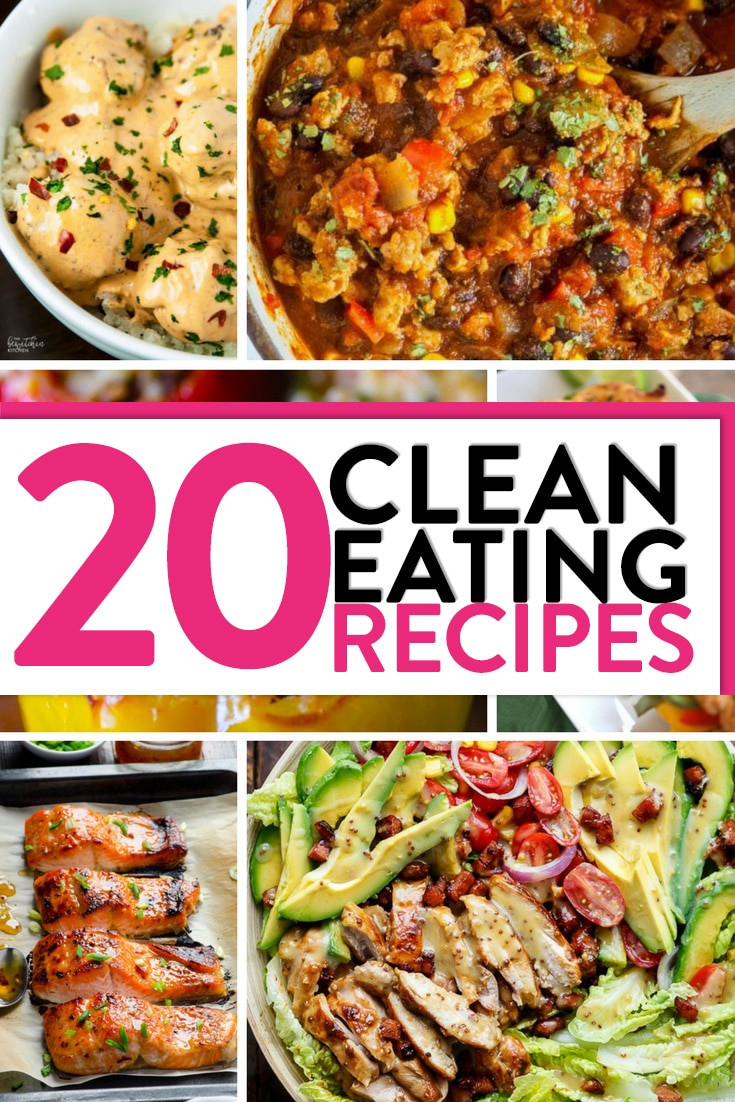 Clean Dinner Recipes  20 Clean Eating Recipes to Inspire Dinner Tonight