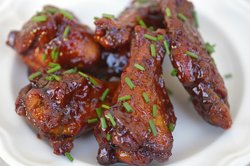 Coca Cola Chicken Wings  These are different from the ordinary buffalo wings so