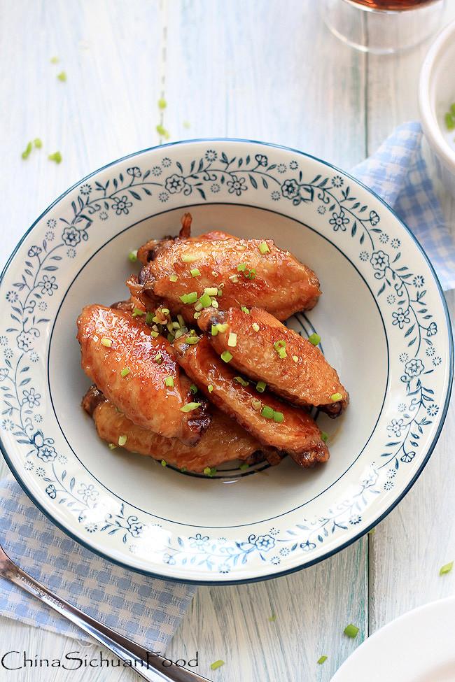 Coca Cola Chicken Wings  Coca Cola Chicken Wings – China Sichuan Food