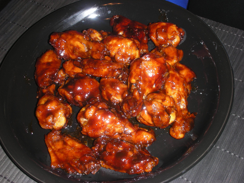 Coca Cola Chicken Wings  Coca Cola Chicken Wings