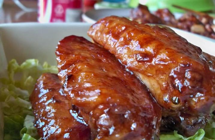 Coca Cola Chicken Wings  Easy Coca Cola Chicken Wings