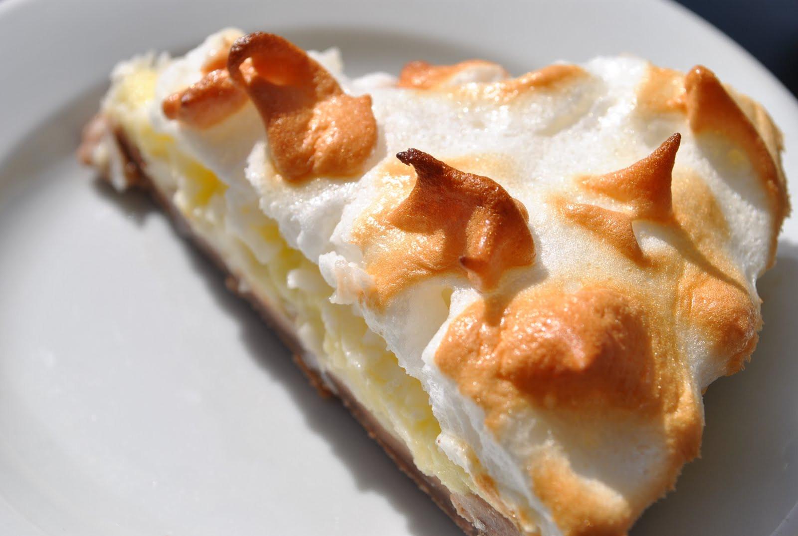 Coconut Meringue Pie  Baking Powders Coconut cream meringue pie