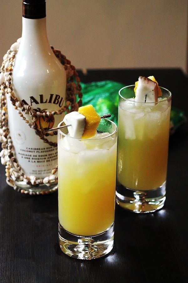 Coconut Rum Drinks  17 Best ideas about Coconut Rum Drinks on Pinterest