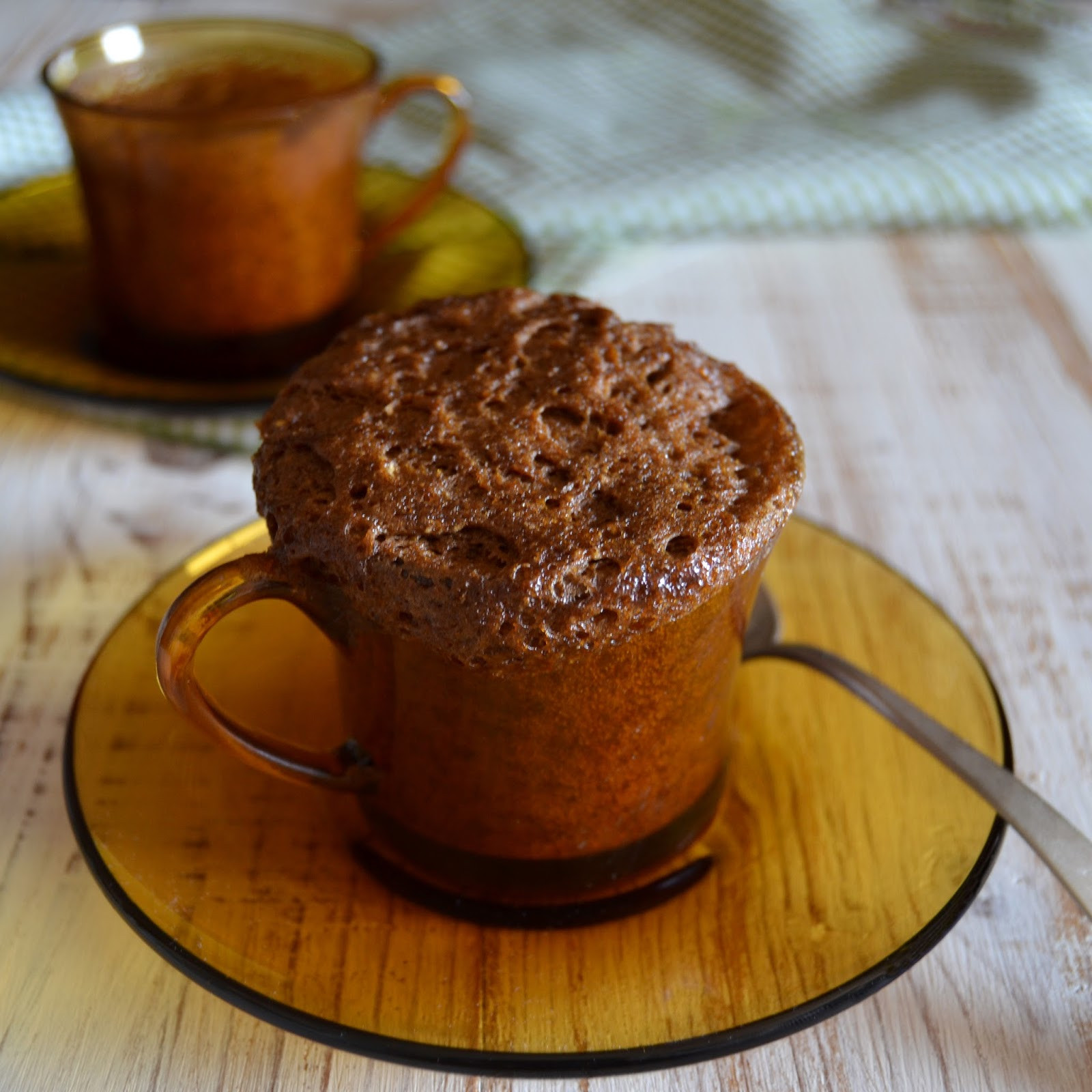 Coffee Mug Cake  Contigo en la playa COFFEE MUG CAKE