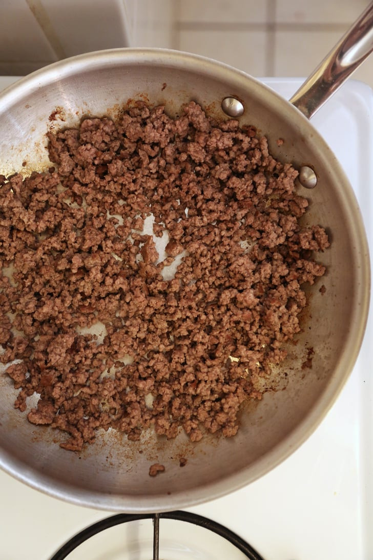 Cook Ground Beef  Finish Cooking How to Cook Ground Beef