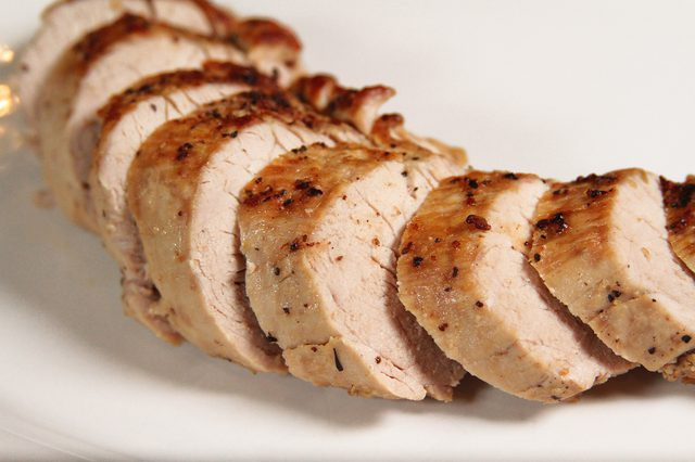 Cook Pork Loin In Oven  pork roast cooking time oven