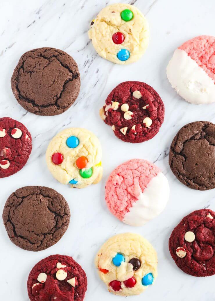 Cookies With Cake Mix  Cake Mix Cookies I Heart Nap Time