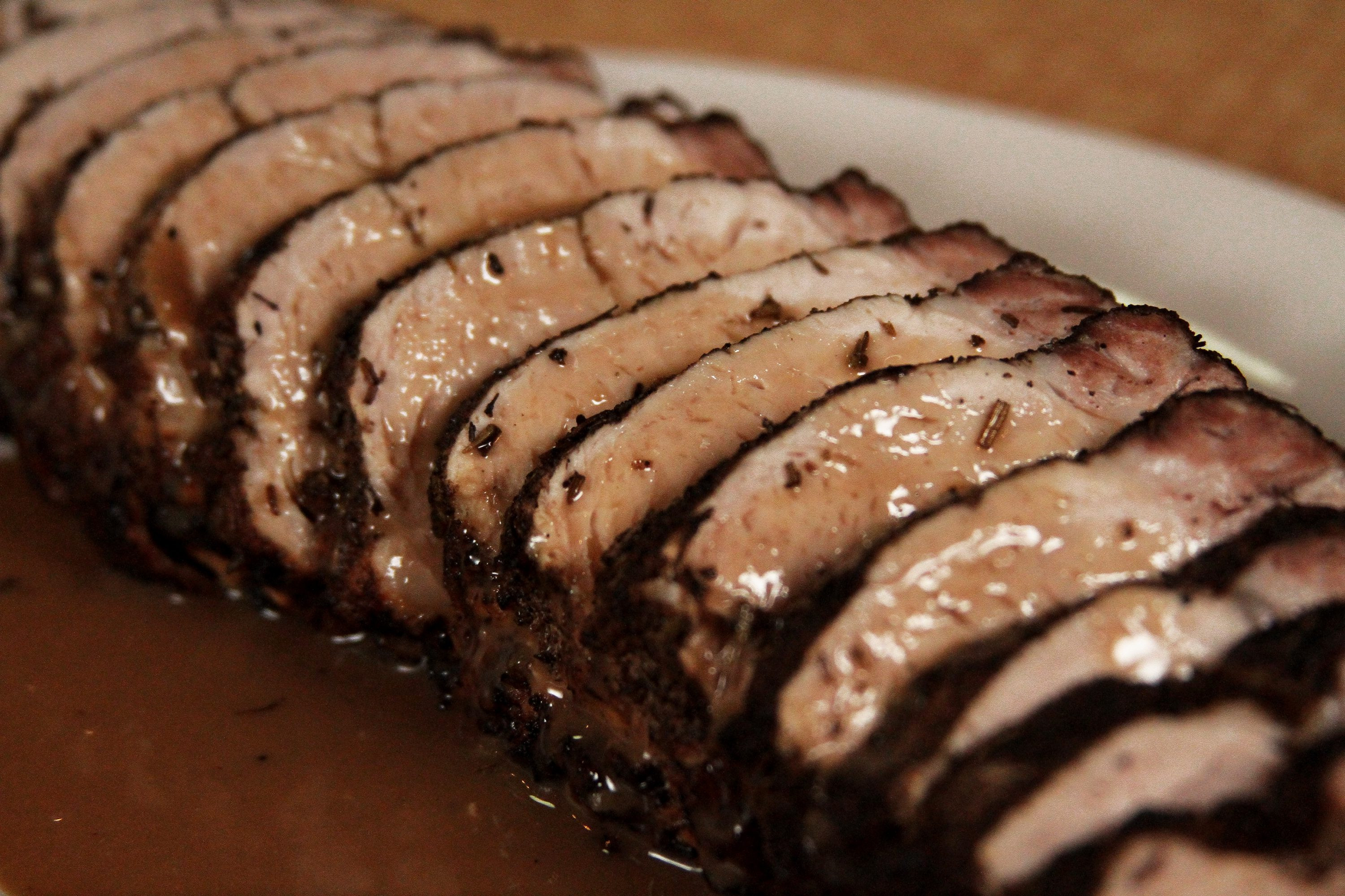 Cooking Pork Loin Roast  How to Cook a Pork Loin Roast in a Crock Pot with