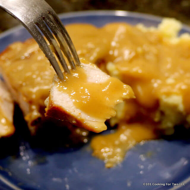 Cooking Thick Pork Chops  Pan Seared Oven Roasted Thick Cut Pork Chops