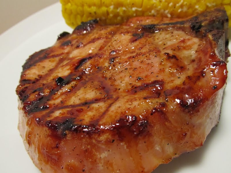 Cooking Thick Pork Chops  how to grill thick cut pork chops