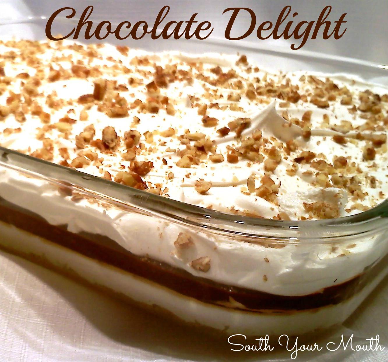 Cool Dessert Recipes  graham cracker pudding cool whip layered dessert