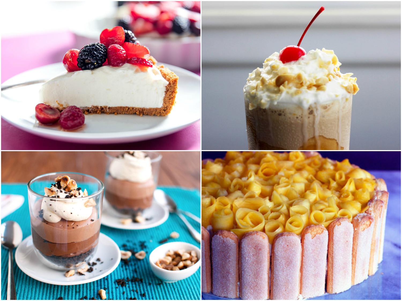 Cool Dessert Recipes  15 No Bake Dessert Recipes for a Cool Summer Kitchen